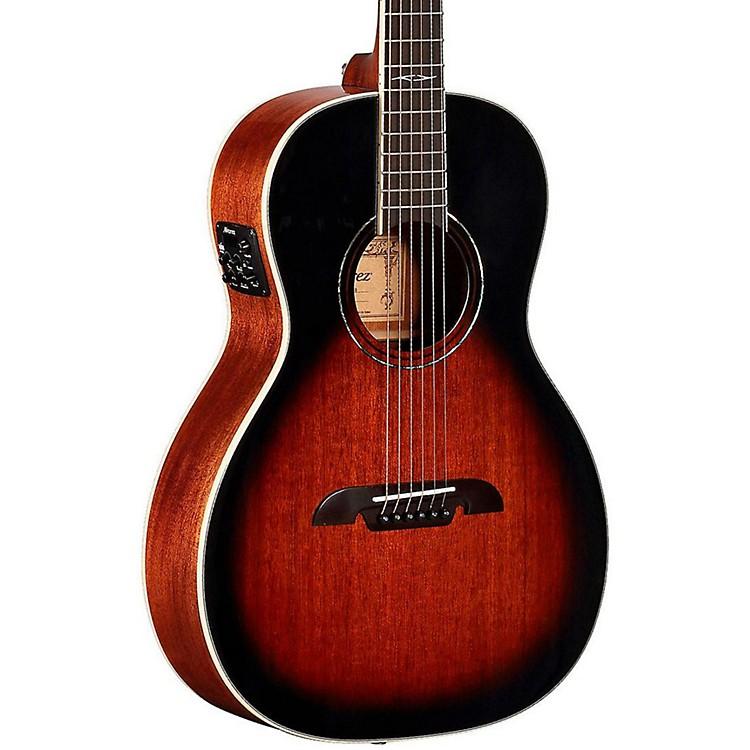 AlvarezAP66E Parlor Acoustic-Electric GuitarSunburst