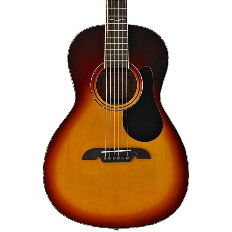 AlvarezAP910 Parlor Acoustic GuitarVintage Sunburst
