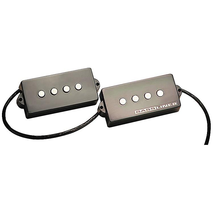 BasslinesAPB-2 Lightnin' Rods Active Replacement Pickup for Fender P Bass