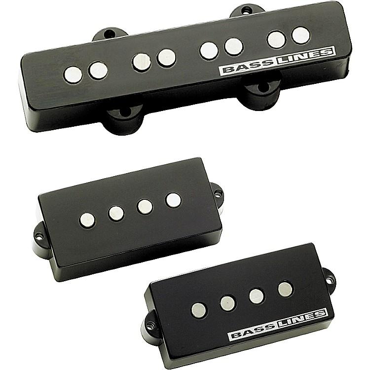 BasslinesAPJ-2 Lightnin' Rods Electric Bass Pickup Set