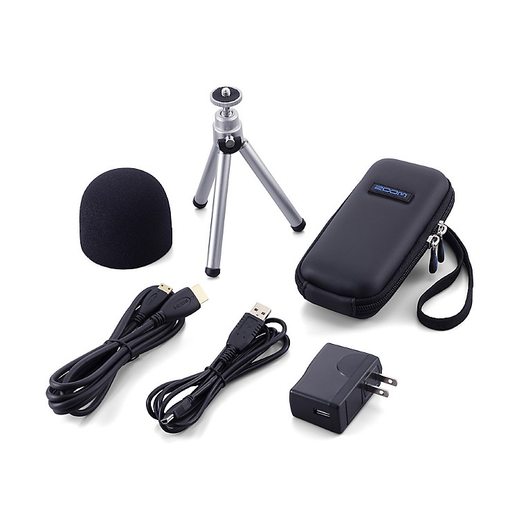 Zoom APQ-2HD Accessory Pack for Zoom Q2HD Handy Video Recorder