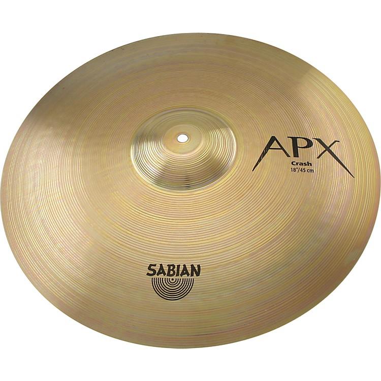 SabianAPX Crash Cymbal