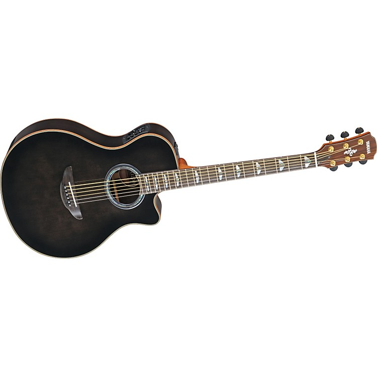 YamahaAPX1200 Thinline Cutaway Acoustic-Electric Guitar with SRT Preamp