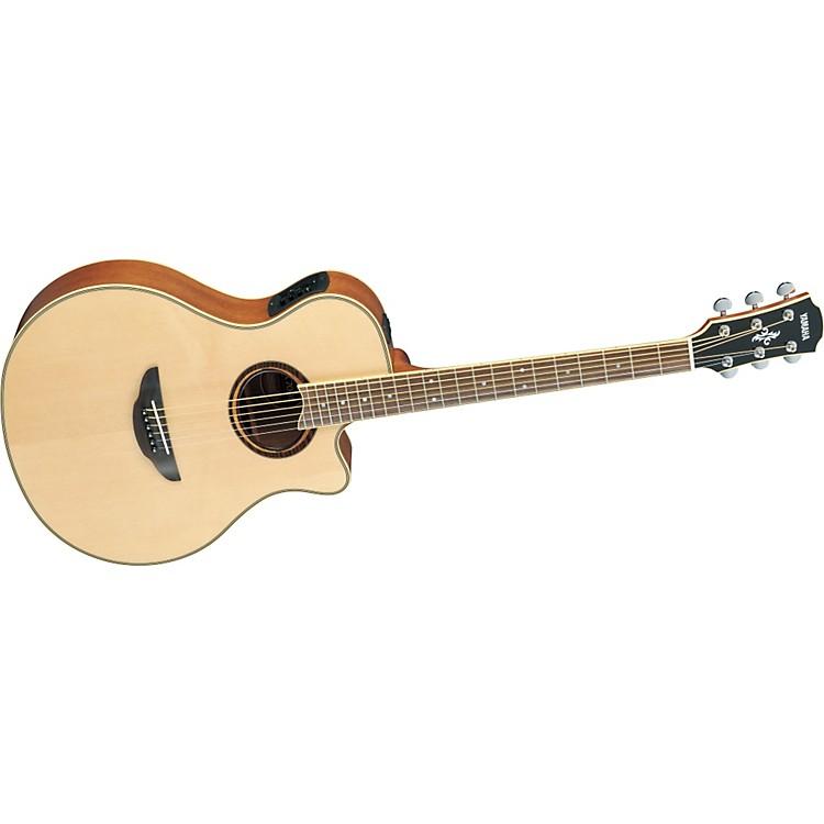YamahaAPX700II Thinline Cutaway Acoustic-Electric Guitar