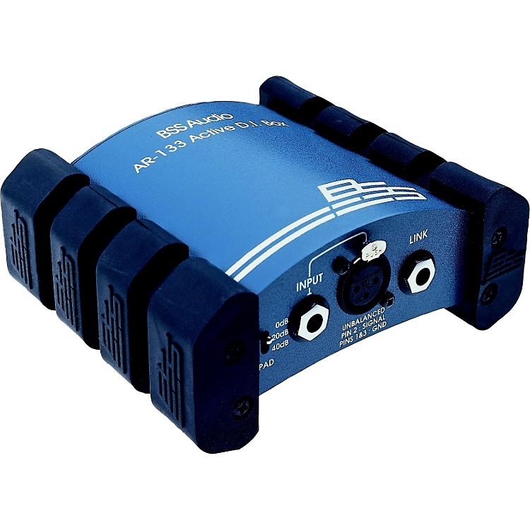 BSS AudioAR-133 Active DI Box