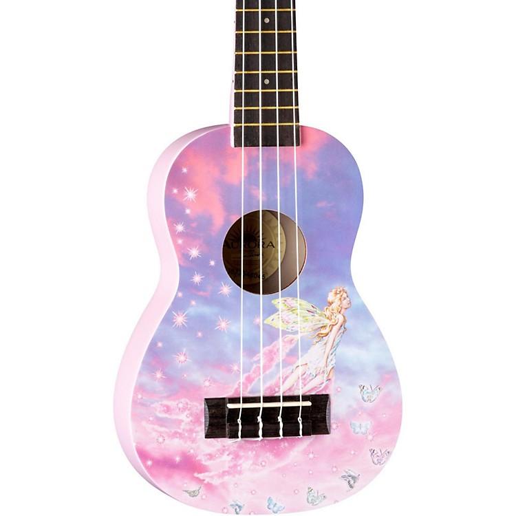 Luna GuitarsAR2 Aurora UkuleleFaerie Graphic