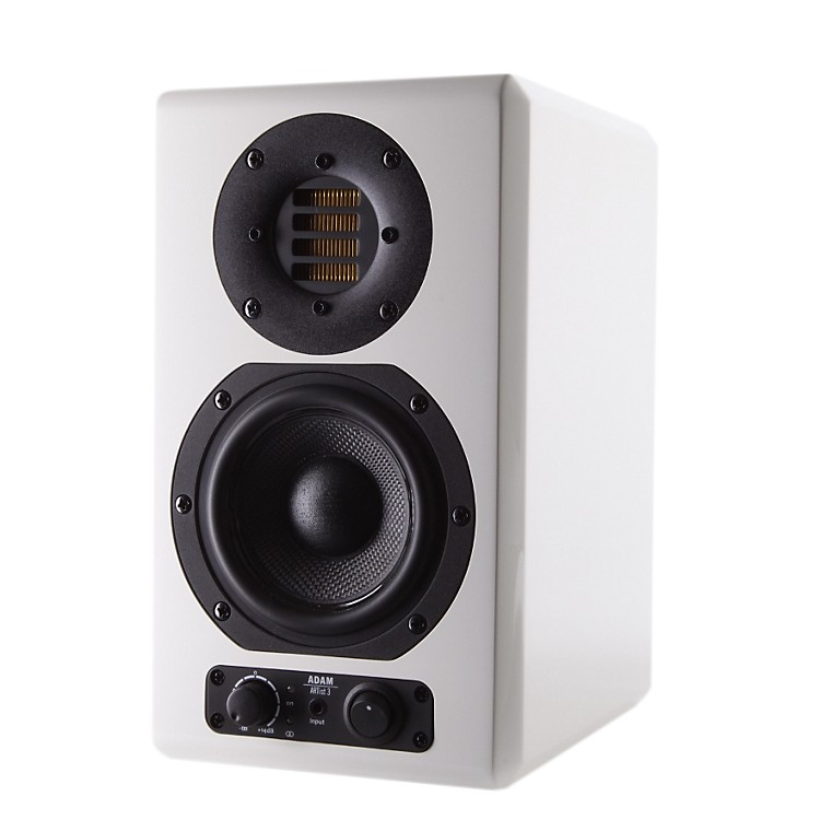 ADAM Audio ARTist 3 Powered Studio Monitor Glossy White