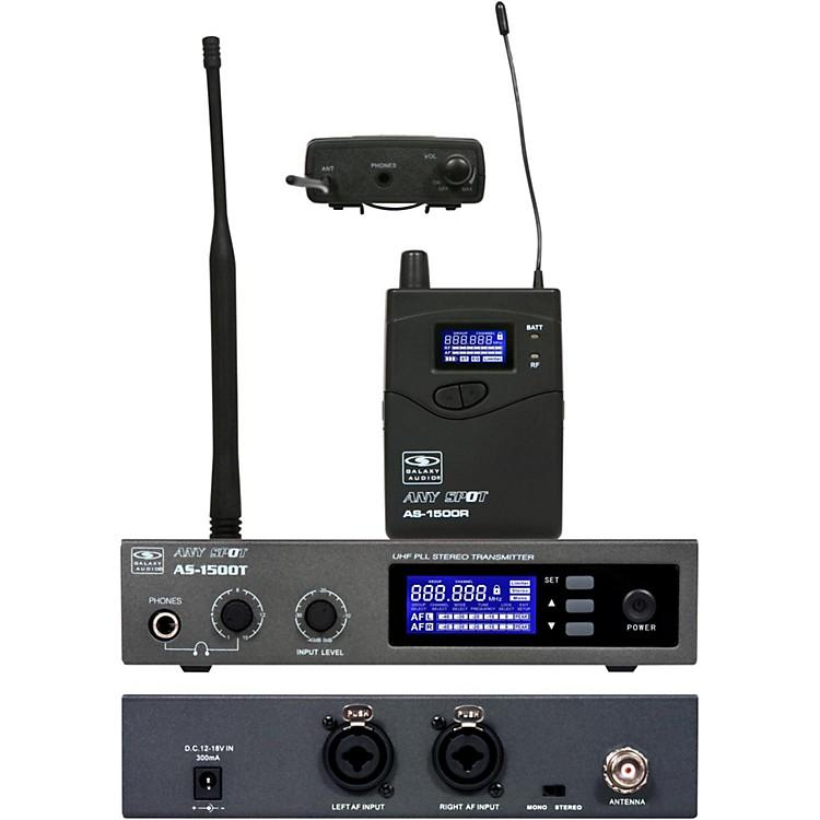 Galaxy AudioAS-1500 Personal Wireless SystemChannel L