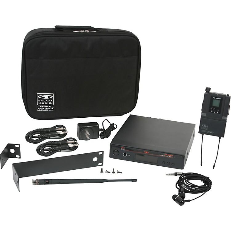 Galaxy AudioAS-1800 Personal Wireless System