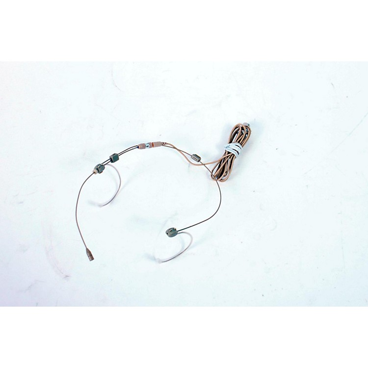 Galaxy Audio AS-HSD Any Spot Dual Hook Omnidirectional Headset Microphone BGE 886830831553