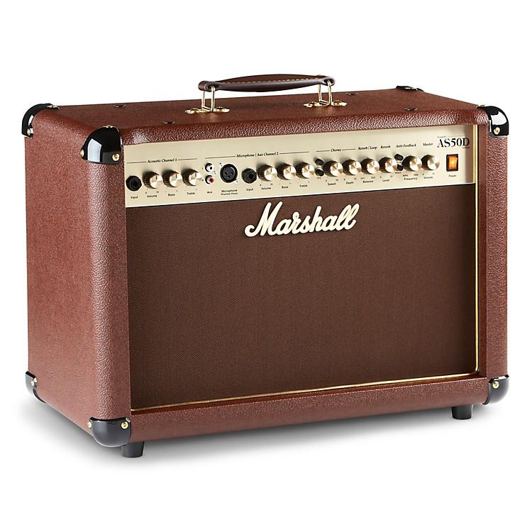MarshallAS50D 50W 2x8 Acoustic Guitar Combo Amp