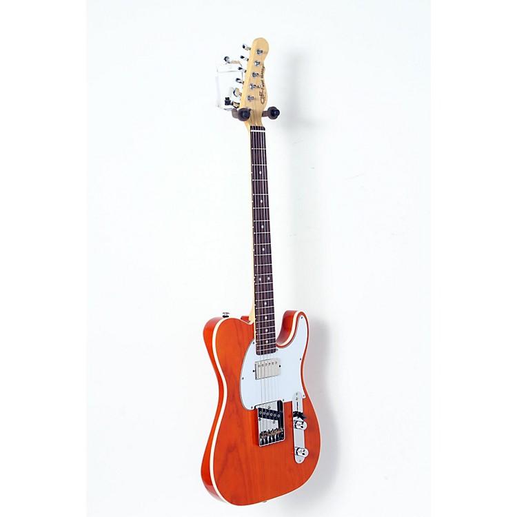 G&LASAT Classic BluesBoy Electric GuitarClear Orange888365898100