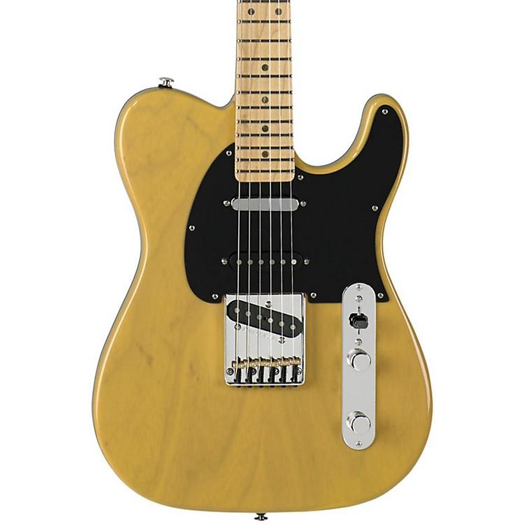 G&LASAT Classic 'S' Alnico Electric GuitarButterscotch Blonde