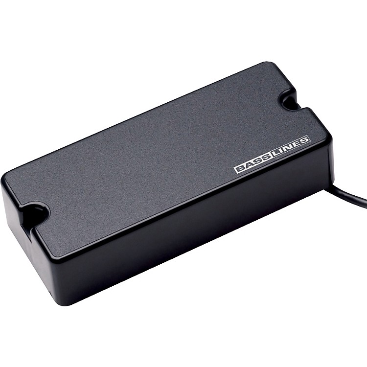 Basslines ASB-BO-5n Blackouts Pickup for 5-String Bass - Neck position Black