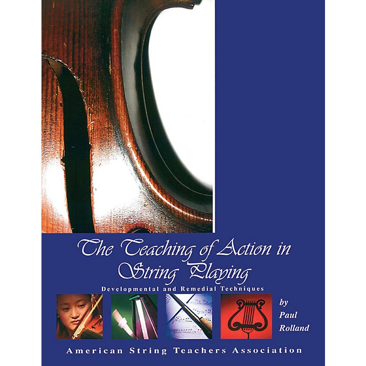 AlfredASTA The Teaching of Action in String Playing Book