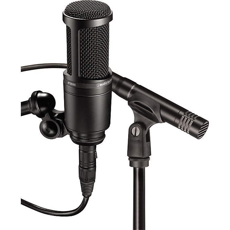 Audio-TechnicaAT2041SP - AT2020 and AT2021 Microphone Pack