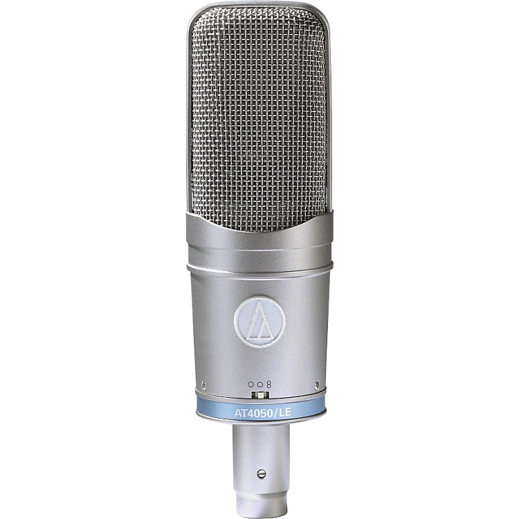 Audio-Technica AT4050 50th Anniversary Multi-Pattern Studio Condenser Mic
