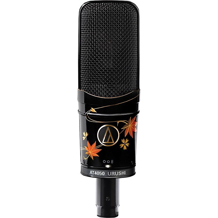 Audio-Technica AT4050 50th Anniversary Multi-Pattern Urushi Studio Condenser Mic
