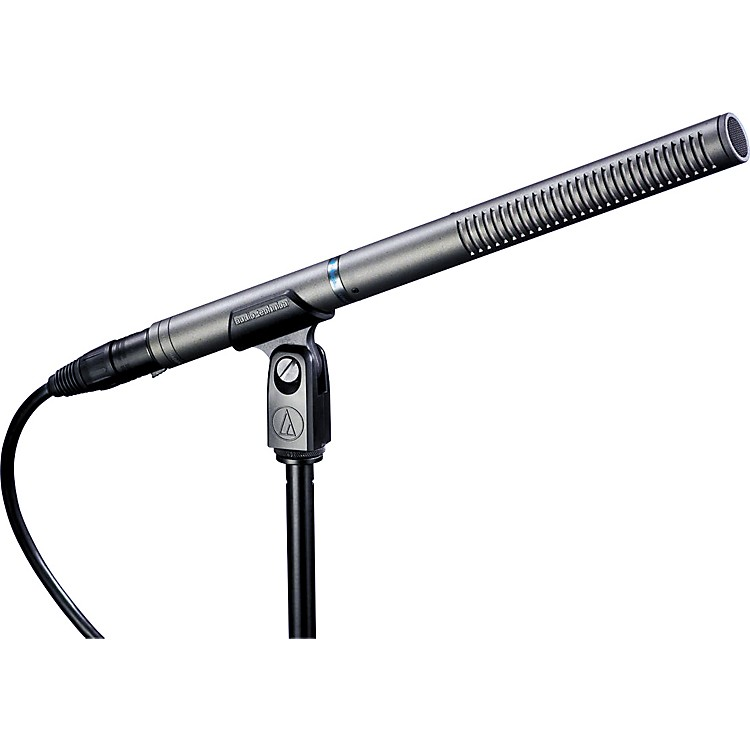 Audio-Technica AT897 Line + Gradient Shotgun Condenser Microphone