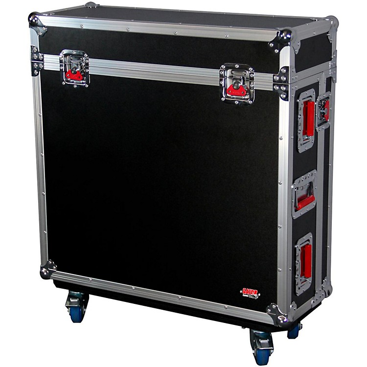 GatorATA Wood Flight Case for SoundCraft Si Expression Mixing Console