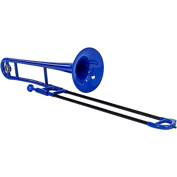 AlloraATB100 Aere Series Plastic TromboneBlue