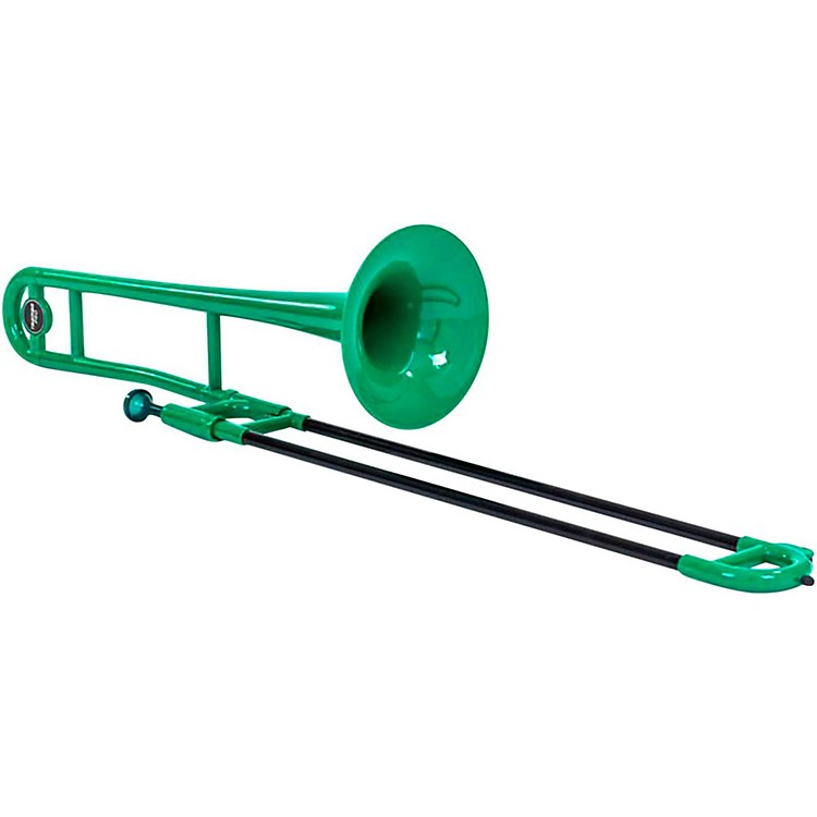 AlloraATB100 Aere Series Plastic TromboneGreen
