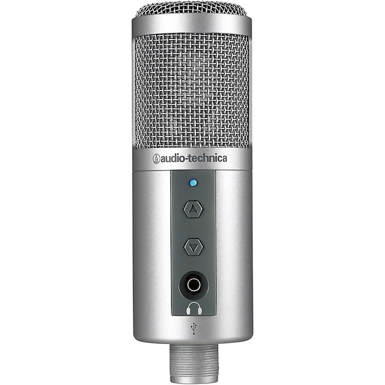 Audio-TechnicaATR2500-USB Side-Address USB Microphone w/ Headphone Monitor