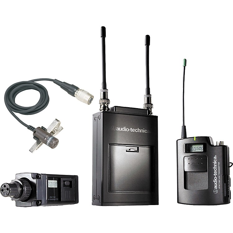 Audio-Technica ATW-1813 1800 Series Camera Mount UHF Wireless System