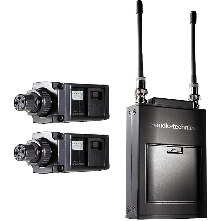 Audio-Technica ATW-1822 1800 Series Dual Channel UHF Wireless System Band D