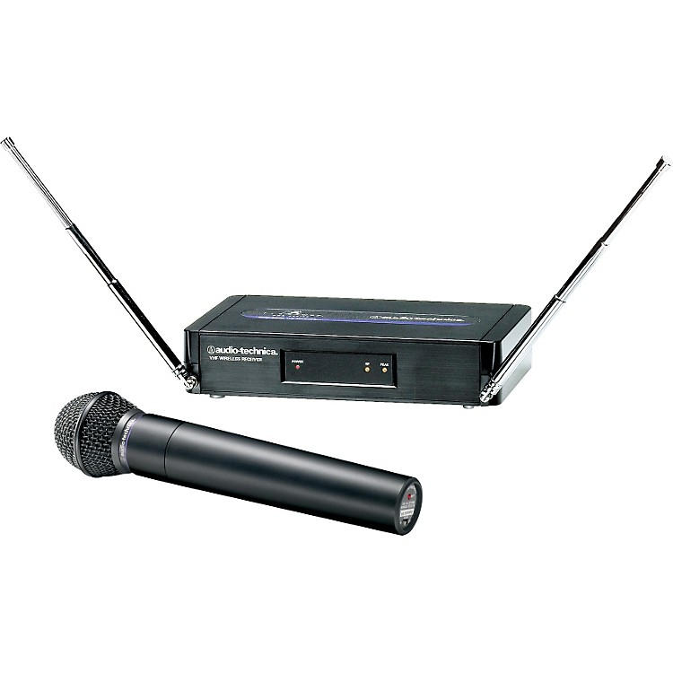 Audio-Technica ATW-252 200 Series Freeway VHF Handheld Wireless System Band T8