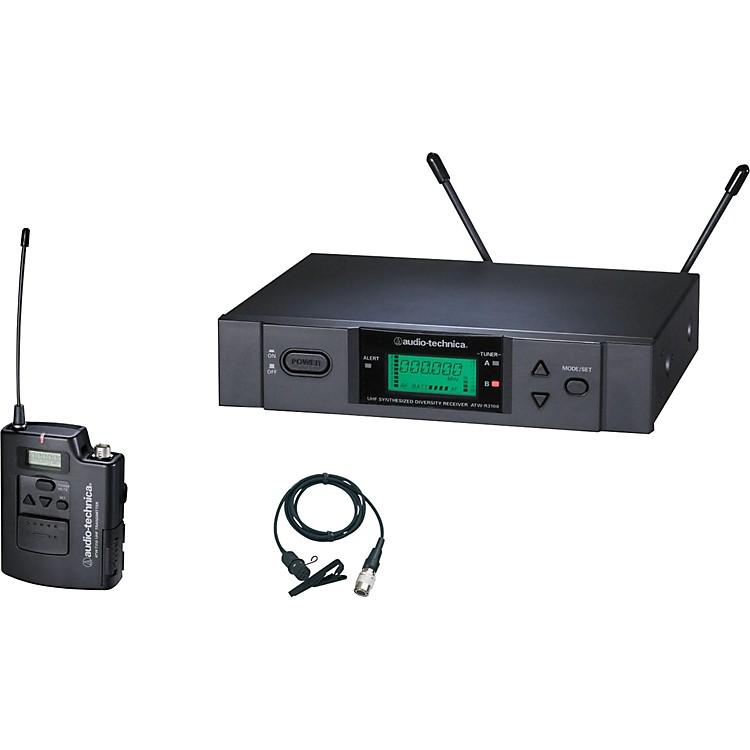 Audio-TechnicaATW-3131b 3000 Series Lavalier Wireless System