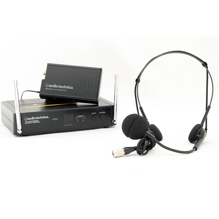 Audio-Technica ATW-701 700 Series UHF Headworn Wireless System  889406654617
