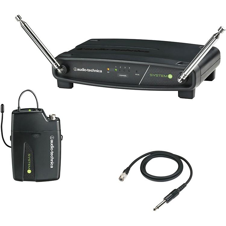 Audio-TechnicaATW-901/G System 9 VHF Wireless Guitar System169.505 - 171.905 MHz