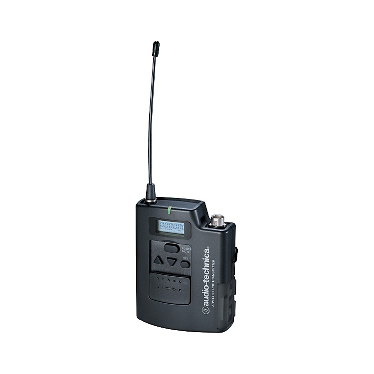 Audio-Technica ATW-T310b 3000 Series Wireless UniPak Transmitter Channel C