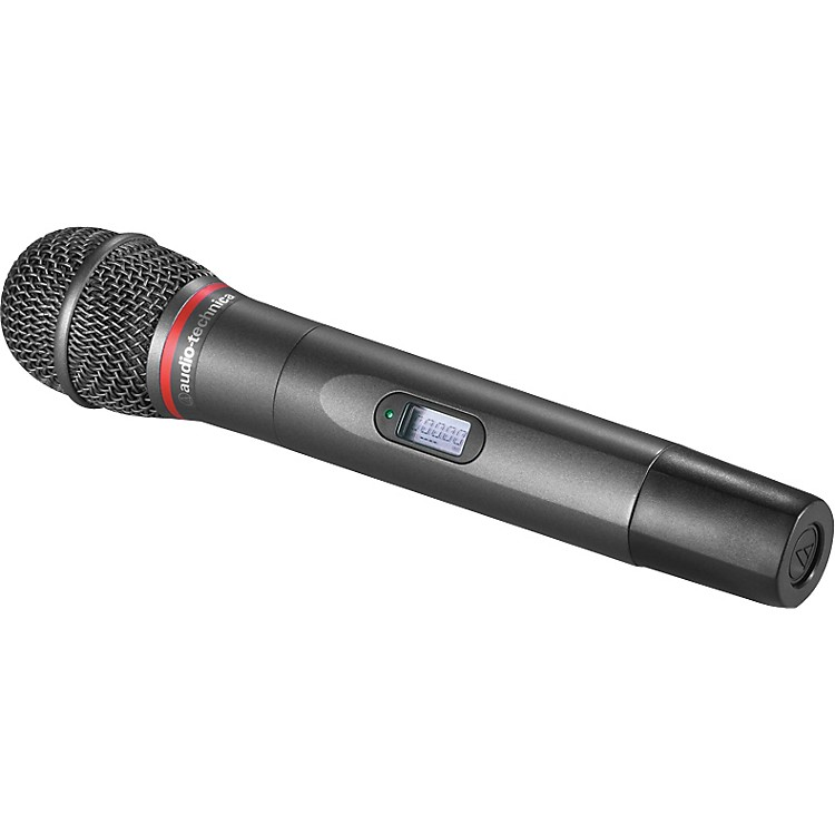 Audio-Technica ATW-T341b Handheld Microphone/Transmitter Channel C