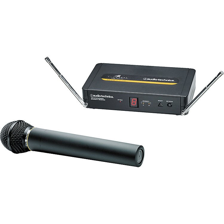Audio-Technica ATW702 UHF Handheld Wireless System