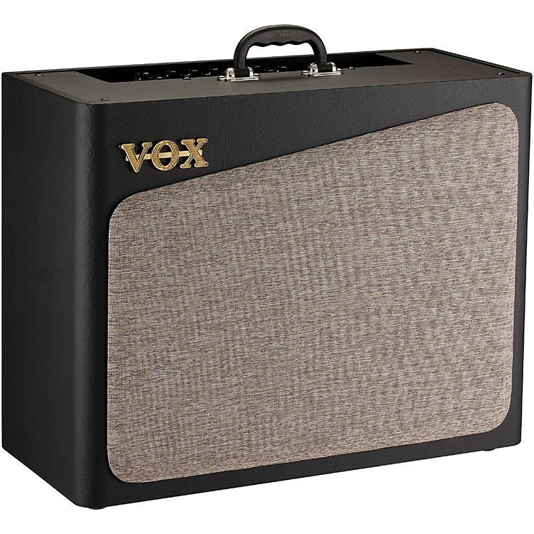 VoxAV30 30W 1X10 Analog Modeling Guitar Combo AmpBlack