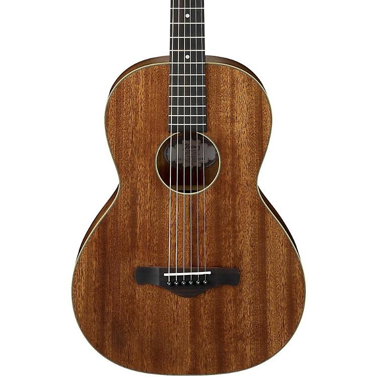 IbanezAVN5OPN Artwood Vintage All Mahogany Parlor Acoustic Guitar