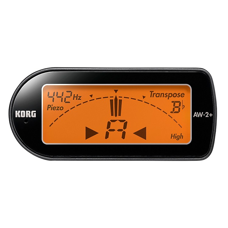Korg AW2+ Orchestral Clip-On Tuner