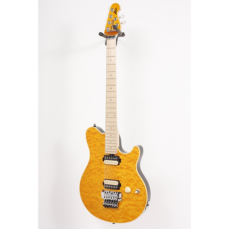 Sterling by Music ManAX40 Electric GuitarTransparent Gold886830621017