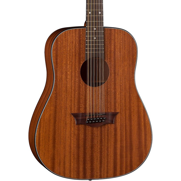 Dean AXS Dreadnought 12 String Acoustic Guitar Satin Natural