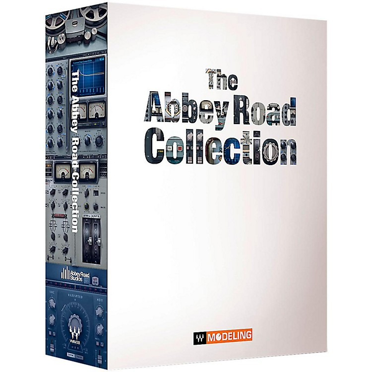Waves Abbey Road Collection SoundGrid Software Download