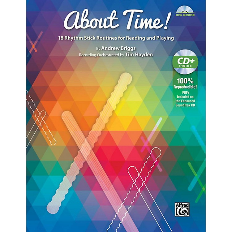 AlfredAbout Time! Book & CD