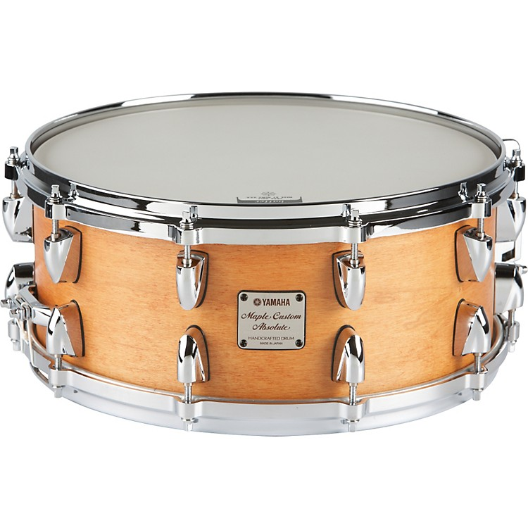 YamahaAbsolute Maple Snare Drum