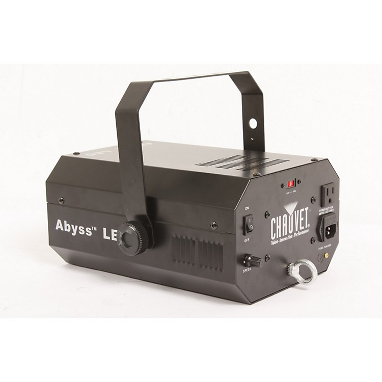 Chauvet Abyss LED Rippling Water Lighting Effect  886830295720