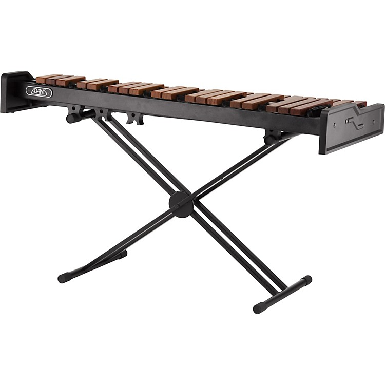 Adams Academy Series Light Rosewood Xylophone 3.5 Octave Desktop Model