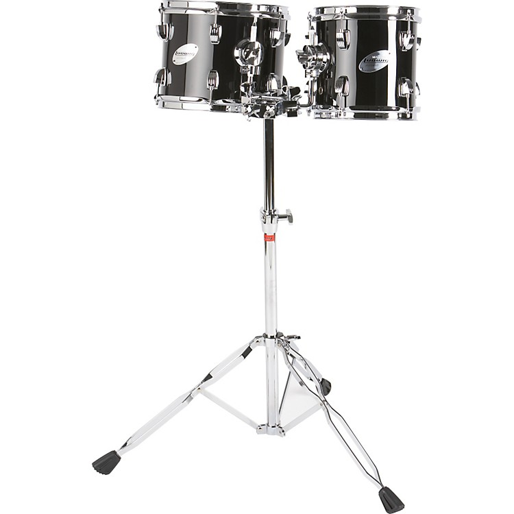 Ludwig Accent Add-On Tom Set Black