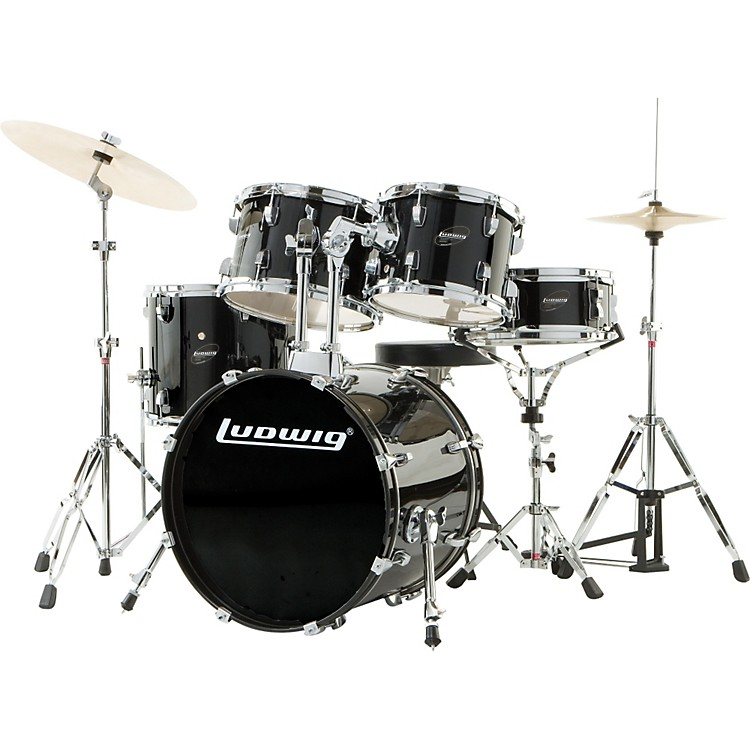 Ludwig Accent CS Combo Exclusive Drumset