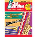 Alfred Accent on Achievement Book 2 E-Flat Alto Clarinet Book & CD