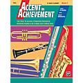 Alfred Accent on Achievement Book 3 B-Flat Bass Clarinet